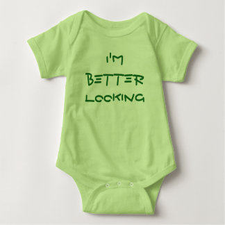 Better Looking Baby Bodysuit