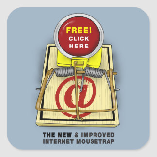 Better Mousetrap Sticker
