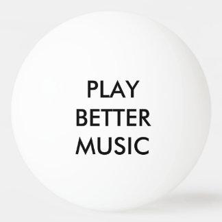 Better Music Balls