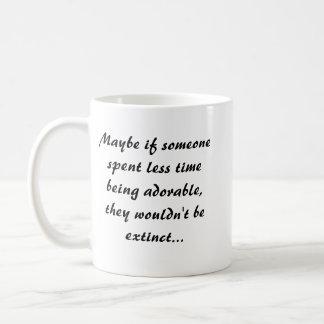 Better Plan for Dinosaurs mug