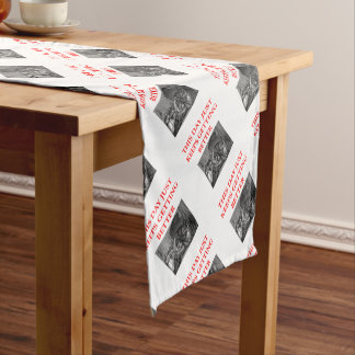 BETTER SHORT TABLE RUNNER