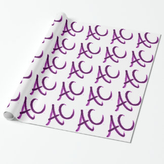 BETTER THAN A C.its an ac. Wrapping Paper