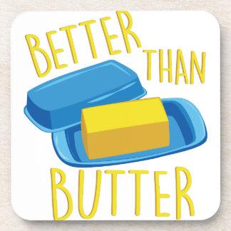 Better Than Butter Beverage Coaster