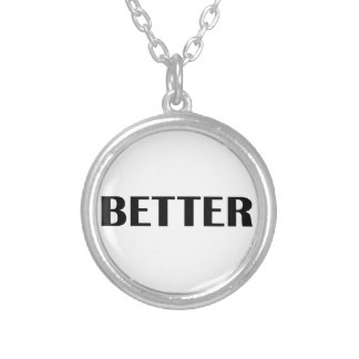 Better Together 1 Silver Plated Necklace