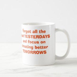 better tomorrows coffee mug