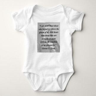 Better Trust - Ulysses S Grant Baby Bodysuit