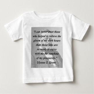 Better Trust - Ulysses S Grant Baby T-Shirt