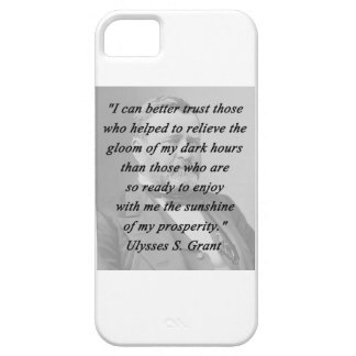 Better Trust - Ulysses S Grant Case For The iPhone 5