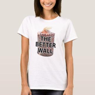 Better Wall Women's Light T-Shirt
