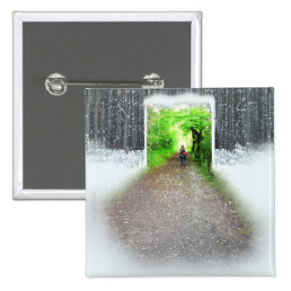 Better weather 2 inch square button