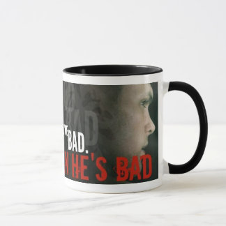 Better When He's Bad Coffee Mug