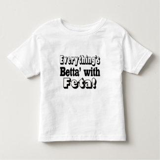 Better With Feta T Shirt