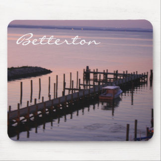 Betterton at Sunset Photography Mouse Pad
