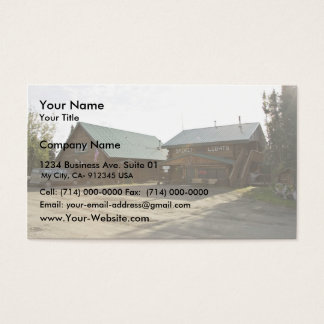 Bettles,old style business card