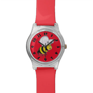 'Betty Bee' Red May 28th Watch