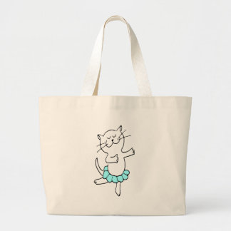 Betty Blue Large Tote Bag