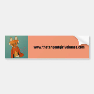 Betty Fox Bumper Sticker
