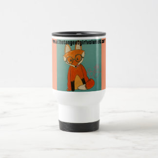 Betty Fox Mug (addt'l styles & colors available)