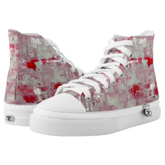 Betty Zipz High Top Shoes