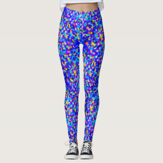 Betty's Confetti Leggings