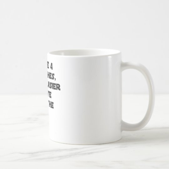Between 4 Boards 1 Carpenter carries Plynthe Coffee Mug