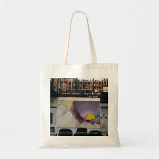 Between Heaven and Hell Budget tote
