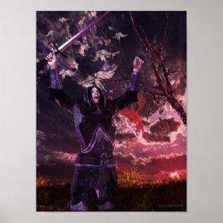 Between Heaven & Hell Poster