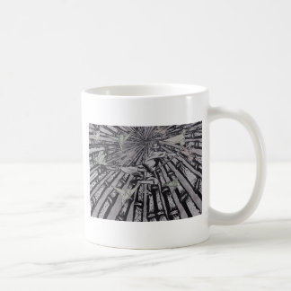 Between Real and Surreal by Carter L. Shepard Coffee Mug