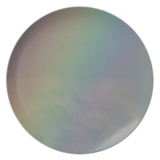 Between the Rainbow Colors Plate