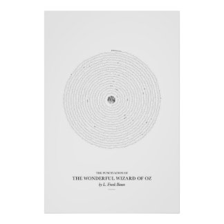 Between the Words: The Wonderful Wizard of Oz Poster