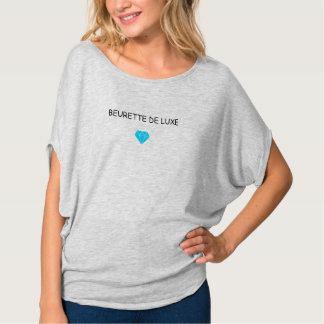 beurette of luxury T-Shirt
