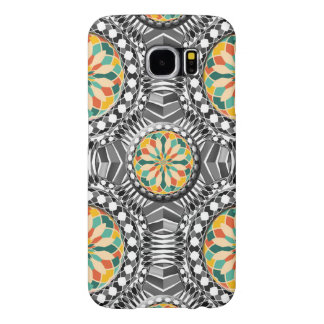 Beveled geometric pattern samsung galaxy s6 cases
