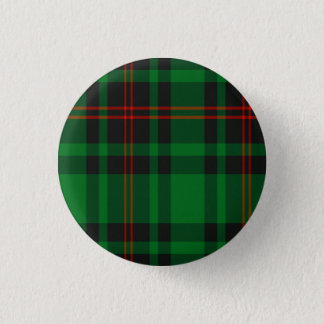 Beverdige Scottish Tartan 1 Inch Round Button