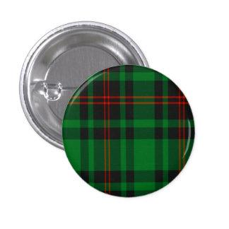 Beverdige Scottish Tartan 1 Inch Round Button