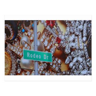 Beverly Hills 0031 Postcard