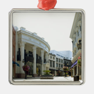 Beverly Hills, California Metal Ornament
