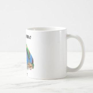 Beverly Hills? NOT! Basic White Mug