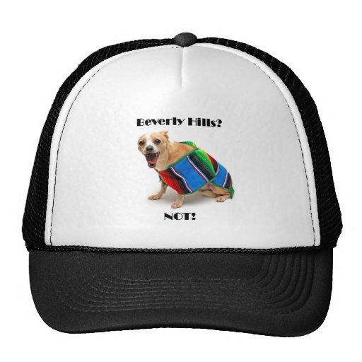 Beverly Hills? NOT! Trucker Hat
