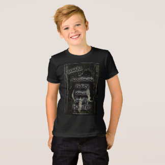 Beware Louisiana Honey Island Swamp Monster kids T-Shirt