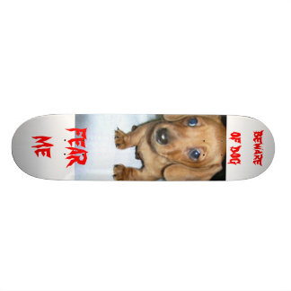 beware of dog skate board decks