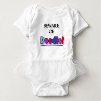 Beware of Doodle Baby Bodysuit