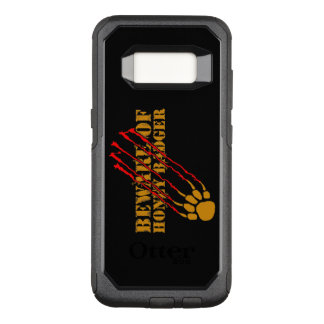 Beware of honey badger OtterBox commuter samsung galaxy s8 case