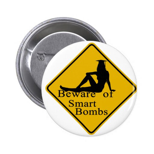 Beware of smart bombs button