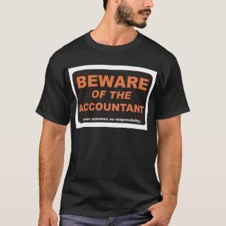 Beware of the Accountant T-Shirt