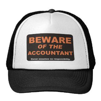 Beware of the Accountant Trucker Hat