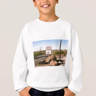 Beware Of The Snake Sweatshirt