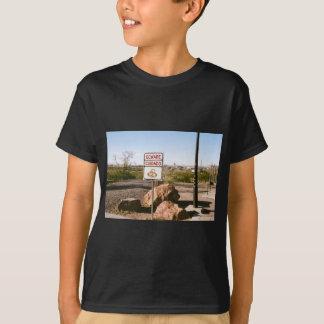 Beware Of The Snake T-Shirt