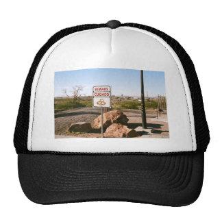 Beware Of The Snake Trucker Hat