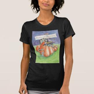 Beware Of Witch Cat Tee Shirt