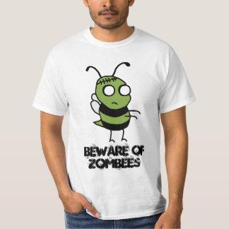 Beware of Zombees T-Shirt